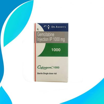 CYTOGEM 1000MG