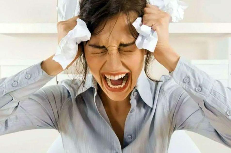 Стресс и здоровье. 14 тревожных симптомов вашего тела