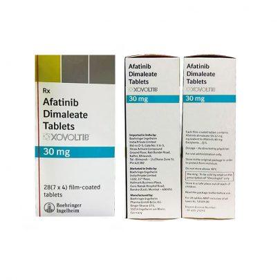 Xovoltib (Афатиниб 30мг) купить по выгодной цене в Индии