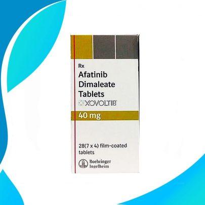 Купить (Афатиниб 40 мг) Xovoltib При Немелкоклеточном Раке Легких