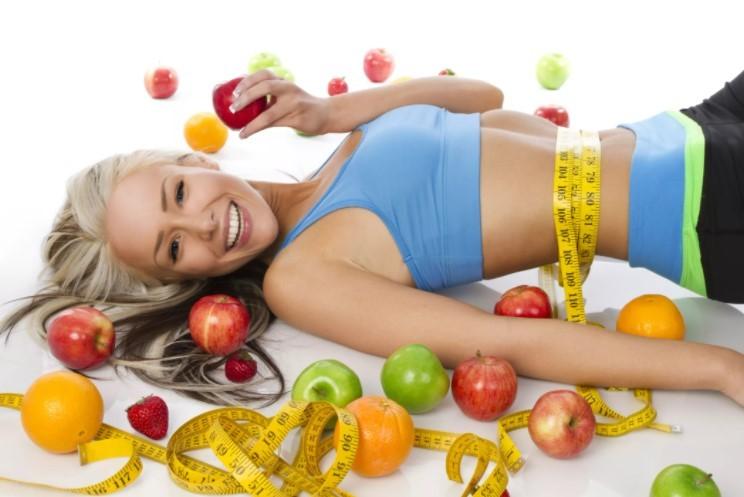 Секрет здорового похудения. 5 принципов ручной диеты
