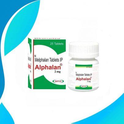 Alphalan Melphalan 2MG 25TAB