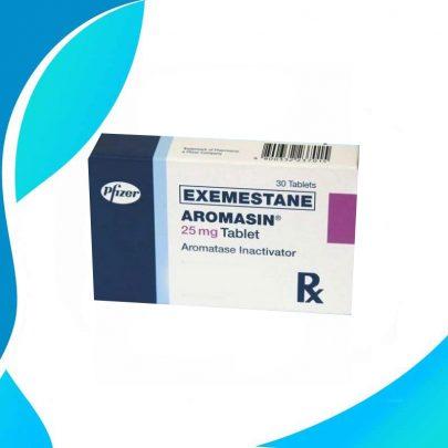 AROMASIN 25MG 30TAB Эксеместан Противораковая терапия. Индия