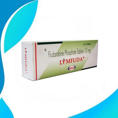 LYMFUDA 10MG 20TAB Флударабина фосфат Терапия рака. Индия