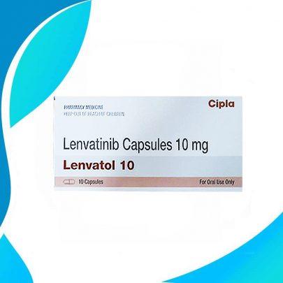 LENVATOL 10MG 10 CAPS