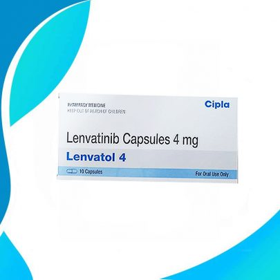 LENVATOL 4MG 4 CAPS