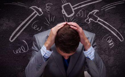 Стресс и здоровье. Тревожные последствия 14 симптомов