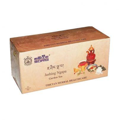Гарден чай- тибетский травяной (20 пак х 2.5 г), Garden Tea, произв. Sorig