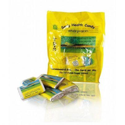 Тибетские Травяные Леденцы (10 шт x 10 г), Health Candy