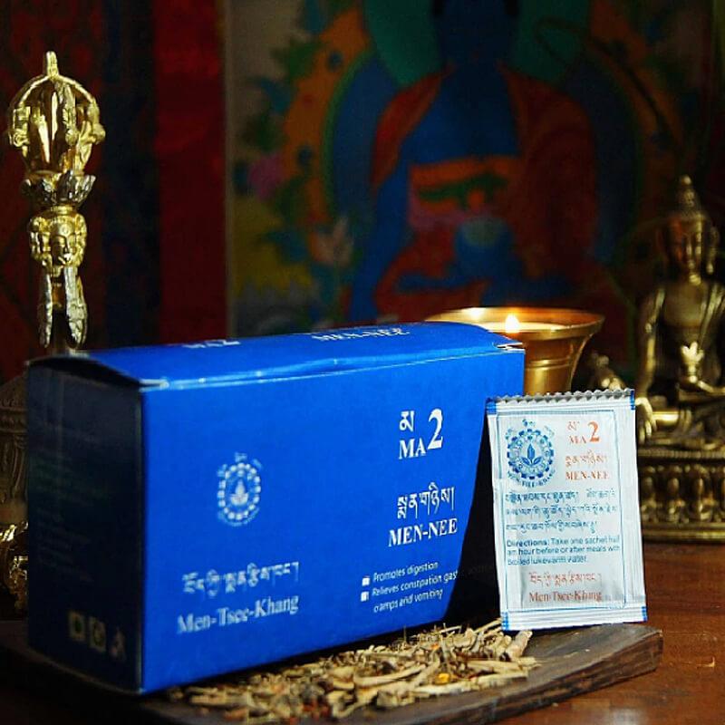 Тибетский Порошок для Пищеварения МА-2