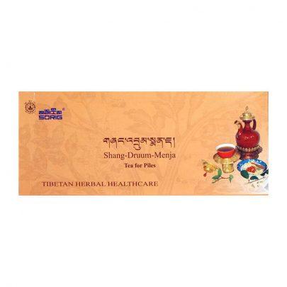 Тибетский чай от Геморроя. Shang-Druum-Menja (10 пак)