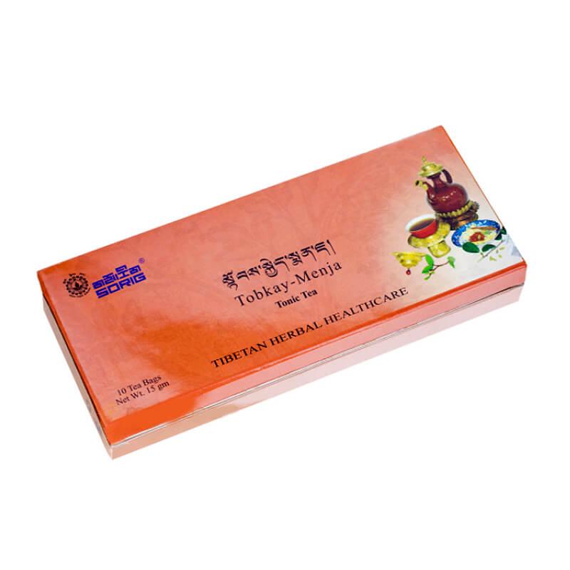 Тибетский чай для Жизненного Тонуса. Тобкай-Менжа, 15 г