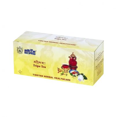 Трипа Чай- Тибетский тонизирующий (20 пак), Tripa Tea, произв. Sorig