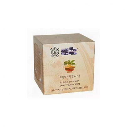Пак-Джук-Да-Ма-Ра: тибетский крем от витилиго (40 г), Pak-Juk-Da-Ma-Ra, Anti-Vitiligo Cream, произв. Sorig